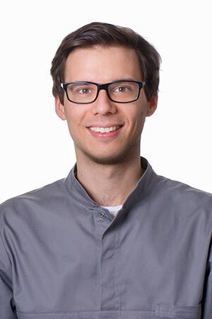 Michał Jankowski - dentysta Poznań Jeżyce